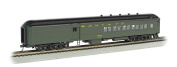 Bachmann Industries Santa Fe 2 Window Door #1524 22m Heavyweight Combine with Lighted Interior