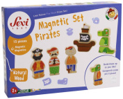 Sevi Magnetic Set Pirates