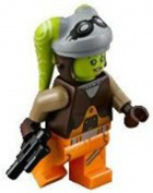 LEGO® Hera Syndulla Minifigure - Star Wars Rebels