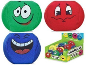 Giggle Bags Fun Laughing Bean Bag Assorted Christmas Stocking Fillers by Lizzy®