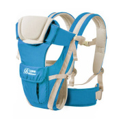 BabyBjorn Polyester Baby Carrier Best Child Baby Backpack Cotton belt Blue