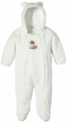 Playshoes Unisex Baby Teddy Fleece All-in-One Overall