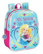 FROZEN - My Sister My Hero - Backpack 27 x 22 x 10 cm - 611515232 !!!