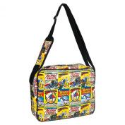 Superman Comic Messenger Bag