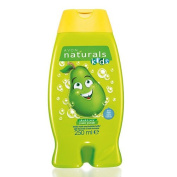 Avon Naturals Kids Body Wash and Bubble Bath, Playful Pear 250 ml