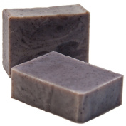 3 PACK - Handmade Patchouli and Lavender Soap - Excellent for dry, sensitive skin. Suitable for vegans - Weight