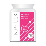 NIP & TUCK BRAZILIAN BUM LIFT PILLS SUPER SEXY APPLE BUTT ROUNDER BIG FIRMER