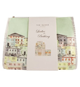 Ted Baker London Ladies In Bathing 5 Piece Gift Set Includes Bosy Wash, Body Lotion, Body Spray, Soap & Bag