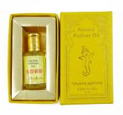 Chakra Natural Perfume Golden Woods Fragrance 100% Natural Perfume Oil 10ml
