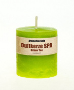 Green Tea Scented Candle (70 g) - 3 pcs. Economy pack!