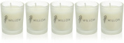 Willow Organic Beauty Five Organic Candles Box