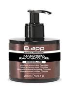 B.app (Beauty Application) Colour Enhancing Hair Mask Chocolate 250ml