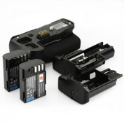 DSTE® Pro D-BG4 Vertical Battery Grip + 2x D-LI90 For Pentax K-7 K-5 K7 K5 SLR Digital Camera