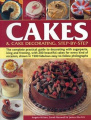 Cakes & Cake Decorating, Step-by-Step