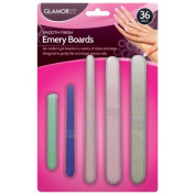 EMERY BOARDS PACK OF 36
