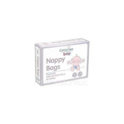 2 X Disposable Nappy Bags, 200 bags - fragranced