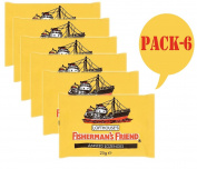Fishermans Friend Aniseed 6X25G-FREE UK DELIVERY