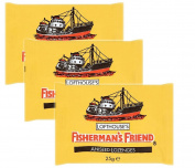 Fishermans Friend Aniseed 3X25G-FREE UK DELIVERY [Personal Care]