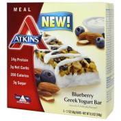 Atkins Advantage Meal Bars - Blueberry Greek Yoghurt x 5 bars