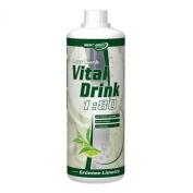 Best Body Nutrition 1000 ml Green Tea/Lime Low Carb Vital Drink