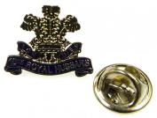 10th Royal Hussars Lapel Pin Badge