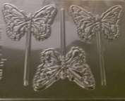 BUTTERFLY LARGE CHOCOLATE LOLLIPOP MOULD
