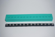 Spike Strip Silicone Rubber Mould. Stud Mould.