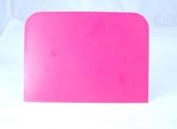 Pink Pastry Dough Scraper Ideal for Baking. Free UK Postage