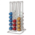 48 Coffee Capsule Pod Holder Stand Tower Rack Storage For Nespresso