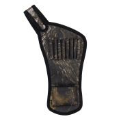 Archery Quiver Arrow Holder for 8 Arrows Camouflage