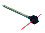 New Cartel Archery Sight Pin CCR-303 Square for Recurve Sights