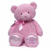 Gund My 1st Teddy (Large Pink)