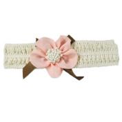 Baby Girl's Infant Headband Flower Bow Children Hair Band
