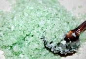 Ailiseu 100g Bath Dead Sea Salt - Peppermint & Tea Tree