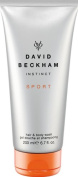 Beckham Instinct Sport Hair and Body Wash - 200 ml