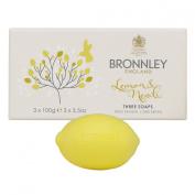 Bronnley New Citrus Lemon and Neroli Soap