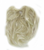GIZZY® Large Fake Hair Scrunchy on Ponio Band