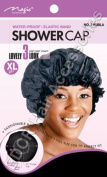 Magic Collection Water Proof Elastic Band Shower Cap XL 50cm No 2160