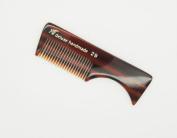 NT Deluxe Handmade Moustache & Beard Comb