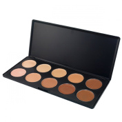 VOSO-10 Colour Camouflage Concealer Palette Face Cosmetic Makeup Cream # 51C0820
