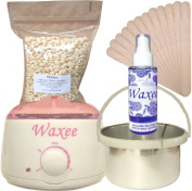 PROFESSIONAL WAXING KIT with film wax