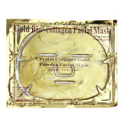 1× Crystal Collagen Facial Face Mask Anti-Ageing Hydrating Moisturising Skin Care