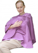 Breastfeeding Cover 100% Organic Cotton - Broncho Breast feeding Poncho
