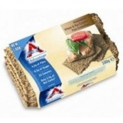 Atkins Advantage Wheat & Rye Cracker 100g x 3