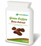 Pure Green Coffee Bean Extract 5000mg