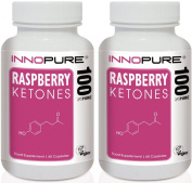 Raspberry Ketones Diet Pills Duo Pack | High Strength, Natural & Pure Ketones | 2 Months Supply | Launch Offer