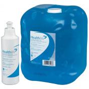 HEALTHLIFE Ultrasound Gel 5 Litres with refill bottle - Blue