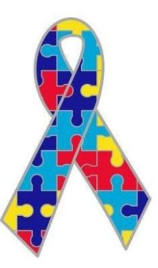Autism Awareness Lapel Pin