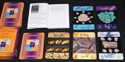 Gifts and Guidance Crystal Therapy Cards Oracle Card Deck And Journal Guidebook