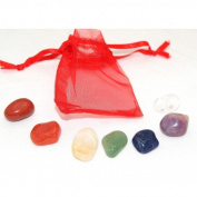 Gifts and Guidance Chakra Set Gift In Small Pouch